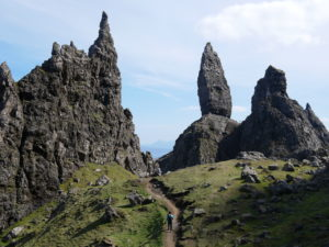 Old Man of Storr, ile de skye