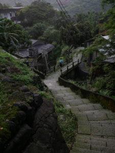 randonnée à taiwan