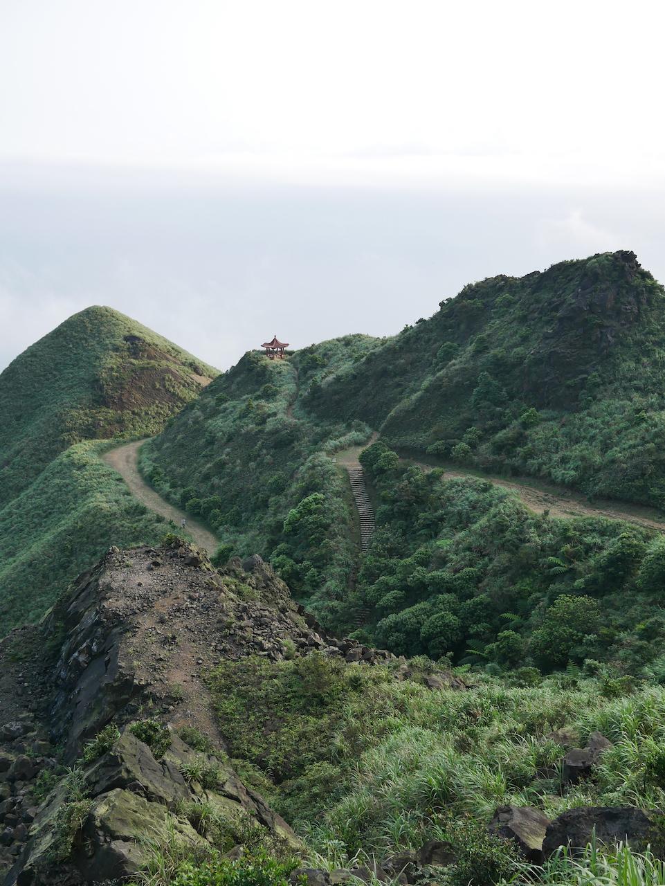 taiwan randonnée