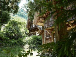 villages traditionnels japonais