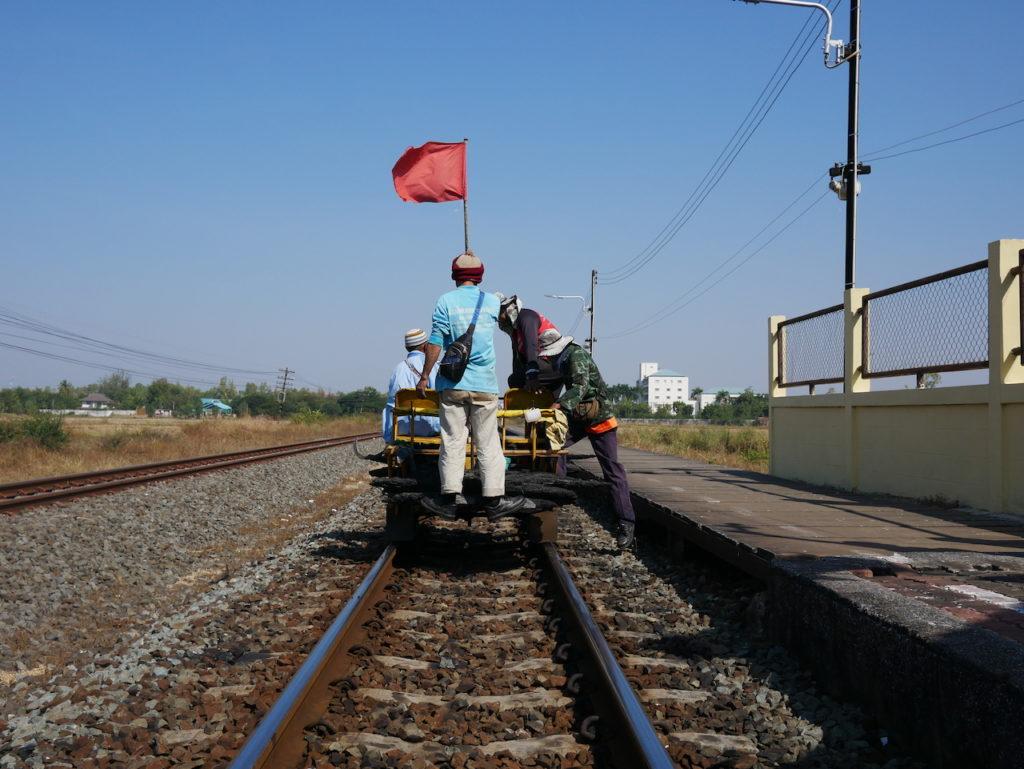 Gare de Kumphawapi