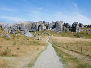 castle hill nouvelle zélande