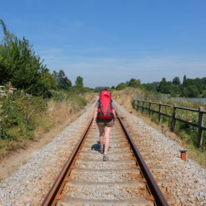 randonnée en normandie GR21